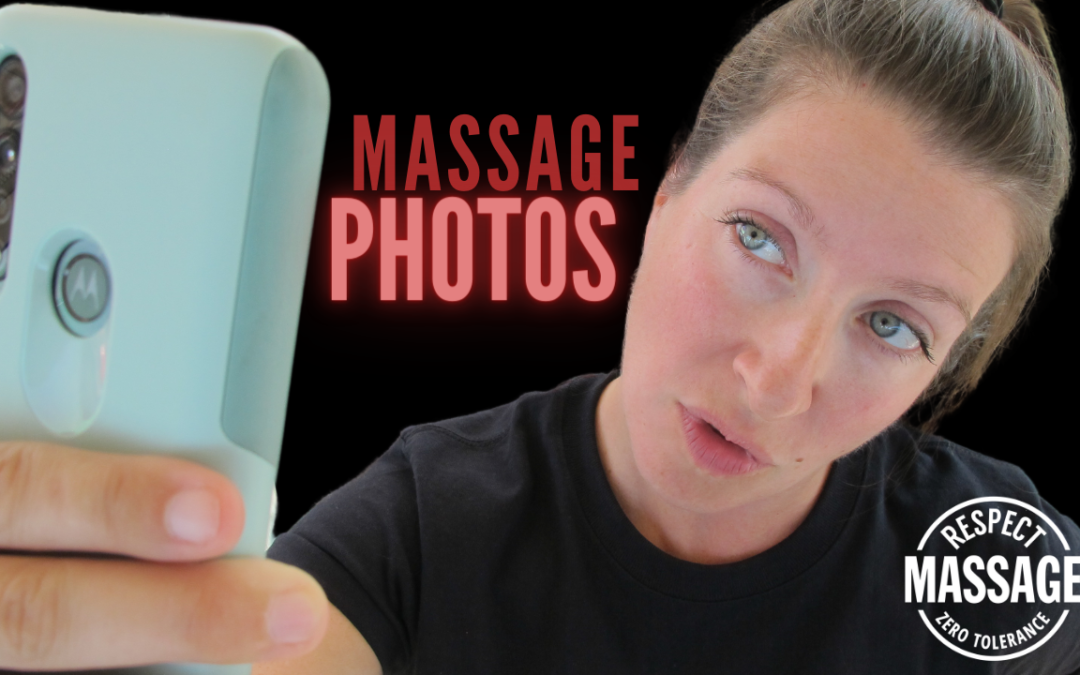 Should I Have My Picture On My Massage Business Webpage?